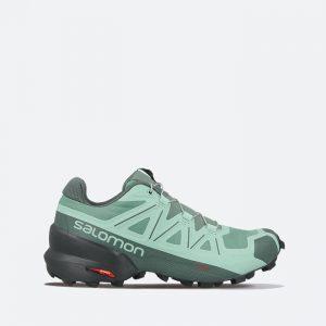נעלי ריצת שטח סלומון לנשים Salomon Speedcross 5 - ירוק