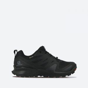 נעלי ריצת שטח סלומון לנשים Salomon XA Rogg Gore-Tex GTX - שחור