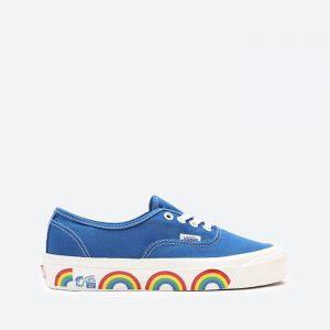 נעלי סניקרס ואנס לנשים Vans Authentic 44 DX - כחול