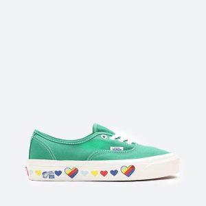 נעלי סניקרס ואנס לנשים Vans Authentic 44 DX - ירוק