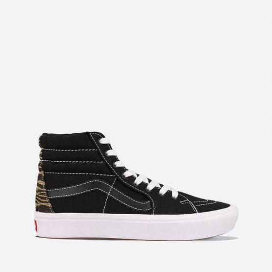 נעלי סניקרס ואנס לנשים Vans ComfyCush SK8-Hi - שחור