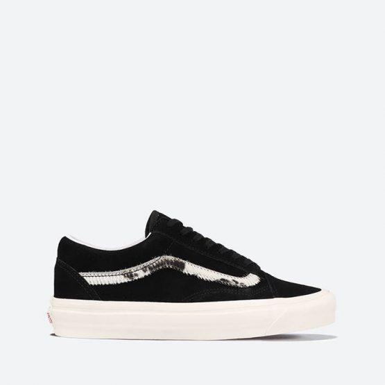 נעלי סניקרס ואנס לנשים Vans Old Skool 36 DX - שחור