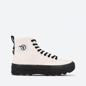 נעלי סניקרס ואנס לנשים Vans Sentry Wafflecup - לבן