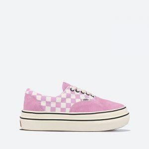 נעלי סניקרס ואנס לנשים Vans UA Super ComfyCush Era - סגול