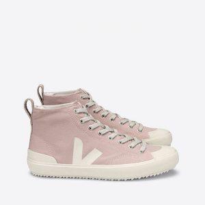 נעלי סניקרס ווג'ה לנשים Veja Nova Ht Canvas - ורוד