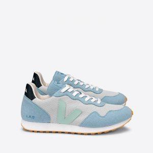 נעלי סניקרס ווג'ה לנשים Veja Sdu Rec Alveomesh - כחול