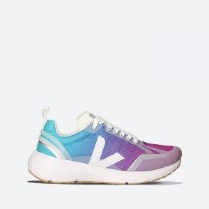 נעלי סניקרס ווג'ה לנשים Veja x Jolie-Foulee Condor 2 Alveomesh - צבעוני בהיר
