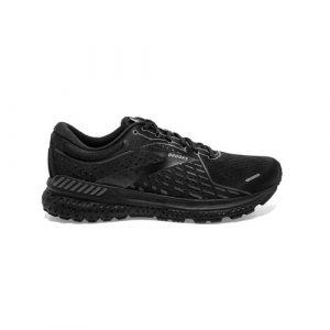 נעלי ריצה ברוקס לגברים Brooks Adrenaline GTS 21 - שחור מלא