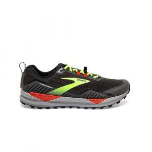 נעלי ריצת שטח ברוקס לגברים Brooks Cascadia 15 - צבעוני/שחור