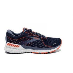 נעלי ריצה ברוקס לגברים Brooks Adrenaline GTS 21 - צבעוני