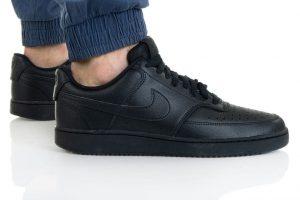 נעלי סניקרס נייק לגברים Nike COURT ROYALE 2 - שחור/לבן