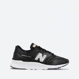 נעלי סניקרס ניו באלאנס לנשים New Balance CW997 - שחור מבריק