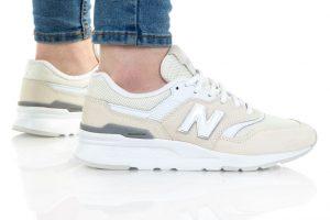 נעלי סניקרס ניו באלאנס לנשים New Balance CW997 - בז'