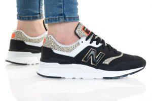 נעלי סניקרס ניו באלאנס לנשים New Balance CW997 - שחור הדפס