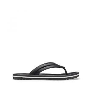 כפכפי Crocs לנשים Crocs Crocband Flip W - שחור