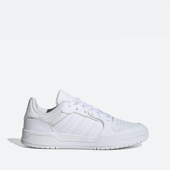 נעלי סניקרס אדידס לגברים Adidas ENTRAP - לבן מלא