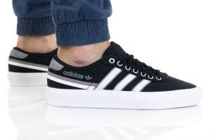 נעלי סניקרס אדידס לגברים Adidas Delpala - שחור/לבן