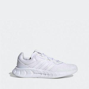 נעלי ריצה אדידס לגברים Adidas Kaptir Super - לבן מלא