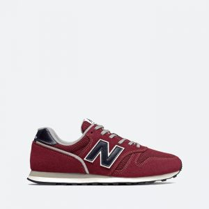 נעלי סניקרס ניו באלאנס לגברים New Balance ML373 - אדום יין