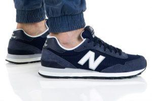 נעלי סניקרס ניו באלאנס לגברים New Balance ML515 - כחול כהה