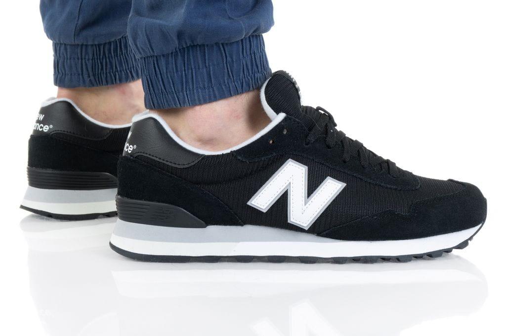 נעלי סניקרס ניו באלאנס לגברים New Balance ML515 - שחור