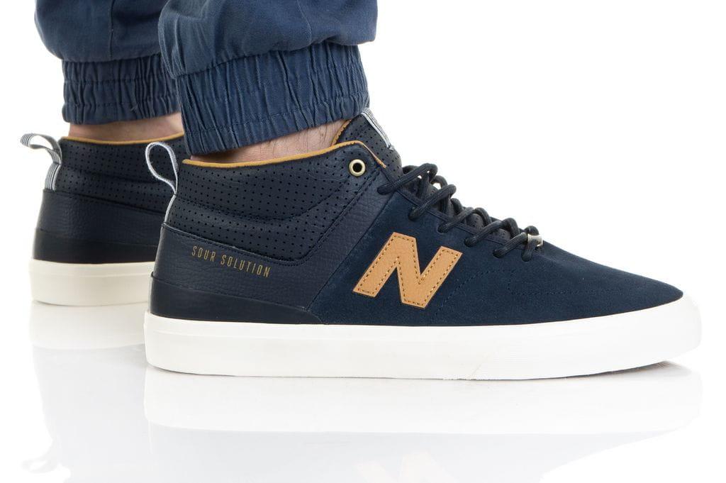 נעלי סניקרס ניו באלאנס לגברים New Balance NM379M - כחול כהה