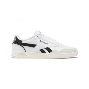 נעלי סניקרס ריבוק לגברים Reebok ROYAL TECHQUE - לבן