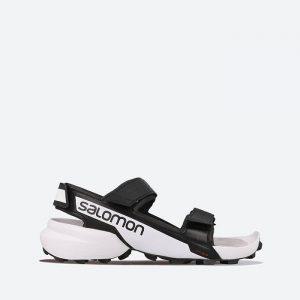 סנדלים סלומון לגברים Salomon Speedcross Sandal - שחור/לבן