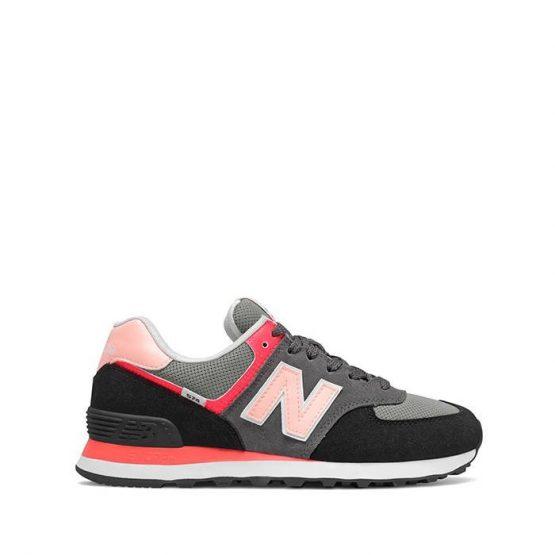 נעלי סניקרס ניו באלאנס לנשים New Balance WL574 - צבעוני