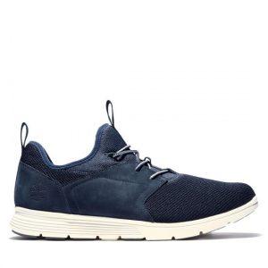 נעלי סניקרס טימברלנד לגברים Timberland Killington F/L Sock - כחול