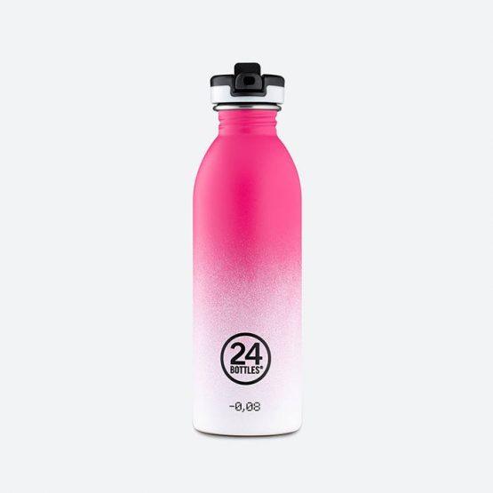 אביזרי ספורט 24באטלס לגברים 24Bottles Urban Sport Bottle 500ml Venus - ורוד