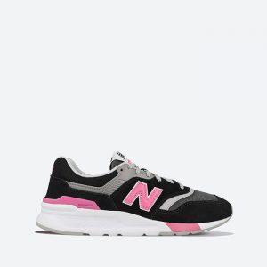 נעלי סניקרס ניו באלאנס לנשים New Balance CW997 - ורוד/שחור