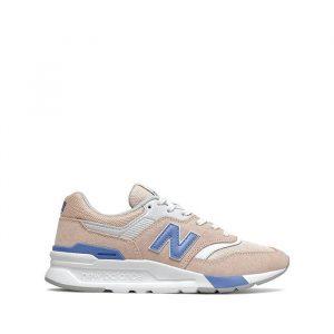 נעלי סניקרס ניו באלאנס לנשים New Balance CW997 - צבעוני