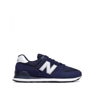 נעלי סניקרס ניו באלאנס לגברים New Balance ML574 - כחול כהה
