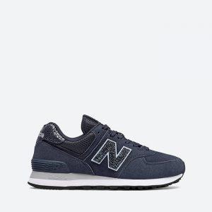 נעלי סניקרס ניו באלאנס לנשים New Balance WL574 - כחול כהה