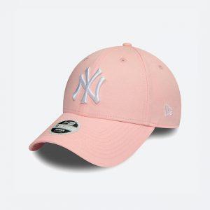 כובע ניו ארה לגברים New Era New York Yankees - ורוד