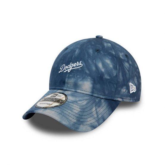כובע ניו ארה לגברים New Era Team Tie Dye New York Yankees - כחול