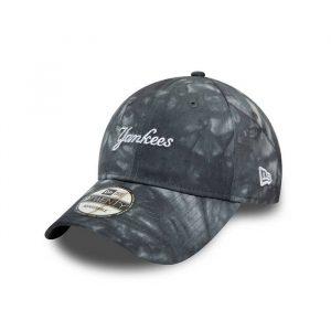 כובע ניו ארה לגברים New Era Team Tie Dye New York Yankees - צבעוני כהה
