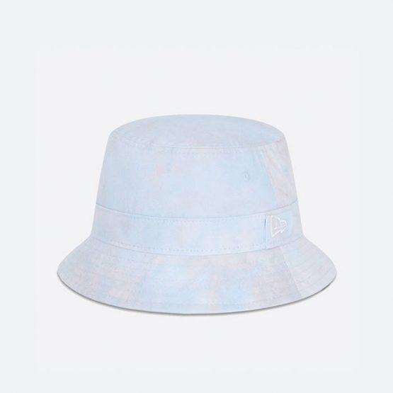 כובע ניו ארה לגברים New Era Tie Dye Bucket - צבעוני בהיר