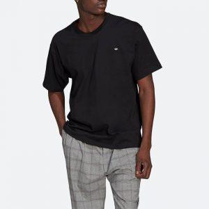 חולצת T אדידס לגברים Adidas Originals Premium Tee - שחור
