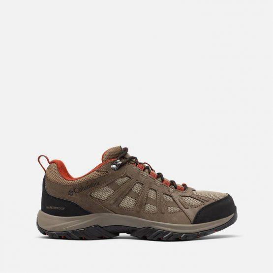 נעלי טיולים קולומביה לגברים Columbia Redmond III Waterproof - חום
