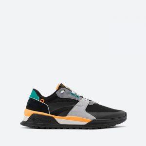 נעלי סניקרס קולומביה לגברים Columbia WILDONE - שחור