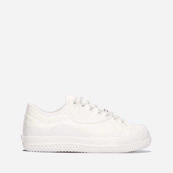 נעלי סניקרס קונברס לגברים Converse x Slam Jam Bosey MC White - לבן