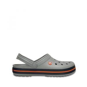 כפכפי Crocs לגברים Crocs CROCBAND - אפור