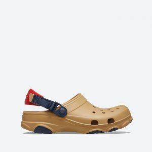כפכפי Crocs לגברים Crocs Classic All Terain Clog - צהוב