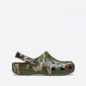 כפכפי Crocs לגברים Crocs Classic - ירוק