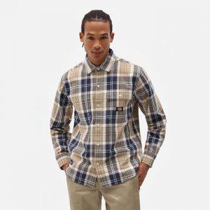 חולצה מכופתרת Dickies לגברים Dickies Chisana - צבעוני
