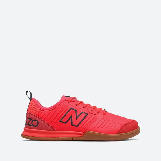 נעלי קטרגל ניו באלאנס לגברים New Balance Audazo v5 Command IN - אדום