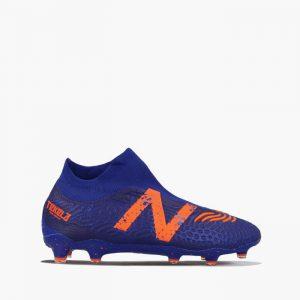 נעלי קטרגל ניו באלאנס לגברים New Balance FURON V6 PRO LEATHER FG - כחול כהה