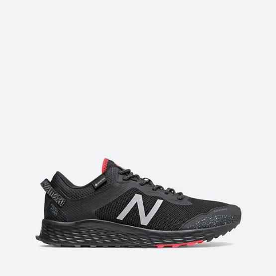 נעלי ריצת שטח ניו באלאנס לגברים New Balance Fresh Foam Arishi Trail Gore-Tex - שחור